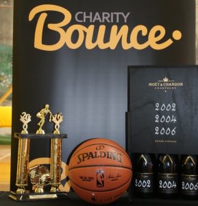 To the victor goes the spoils. Congratulations to the JWS team for winning the inaugural Charity Bounce CEO Shootout. Thanks to our great partners that supported the event including Moet et Chandon and Spalding.