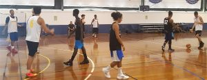 Stand Tall All Stars begin their training for the Newington Classic