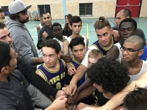 Stand Tall All stars Alumni program launch at Emerton Youth Centre